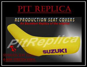 SUZUKI RMX250 RMX 250 1989-1996 SEAT COVER [SOSRS]