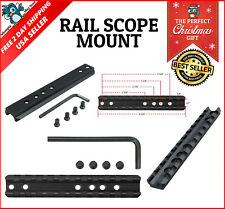 11 Slots Base System Savage Axis Scope Rail Mounting Wrench Options Eye Relief