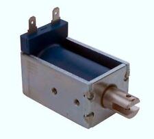 Deltrol Linear Solenoid Actuator, 24 V dc, 110oz, 6 (Stroke oz @0.5 in), 34.9 x