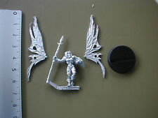 FAERIE WARRIOR MAIDEN /RAL PARTHA FANTASY METAL MINI