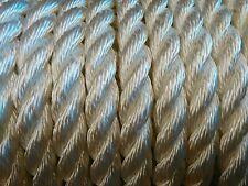 200 feet of HEAVY DUTY 1/2 inch nylon rope anchor line/climbing rope(heat set)