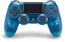 Sony Playstation DualShock 4 Blue Crystal Wireless Controller