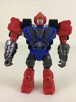 Transformers Hero Mashers Autobot Heatwave Action Figure Mash-Up Robot Hasbro