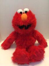 "Sesame Street Elmo Red  Plush 2007 16""Tall Sesame Street Live"
