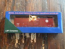 1 LBF Company HO 50' FMC DBL Door BoxCar (BNSF #713200 or Other #) Item #2254