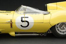 Exoto XS 1956 Jaguar D-Type Equipe Nationale Belge / Le Mans / 1:18 / #RLG89002B