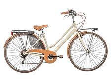 """Bicicletta City Touring GALANT 31DR donna 28"""" acciaio shimano 6 V CTB bike retrò"""