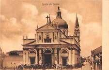 Pernambuco Brazil Igreja de Penha Church Antique Postcard J48598