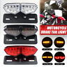 Motorcycle LED Integrated Taillight Brake Turn Signal License Plate Tail Light
