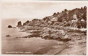 Postcard - Jersey - Beauport Battery