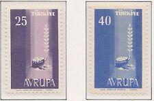 Europa CEPT 1958 Turkije 1610-1611 - Postfris - MNH