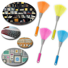 MINI DUSTER REMOVER CLEANING BRUSH HOME OFFICE DUST REMOVE SOFT CLEANER BRUSHES