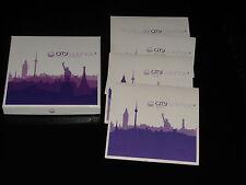 CD - CITY LOUNGE 4 - COFFRET 4 CD - 2008