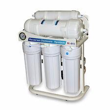Umkehrosmseanlage 800 GPD Direct Flow Reverse Osmosis System Wasserstelle