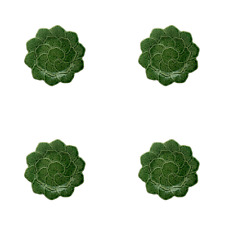 Bordallo Pinheiro Geranium Dessert Plate - Set of 4