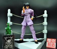Jacksdo Saint Seiya Myth Cloth EX Dragon Shiryu Casual Wear Ver. Figure SQA38