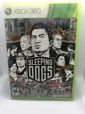 Sleeping Dogs Xbox 360. Compete And Tested !