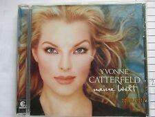 Meine Welt von Yvonne Catterfeld (2003)