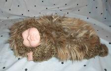 Anne Geddes Porcupine Baby Doll w/o tag Plush Soft Toy Stuffed Animal