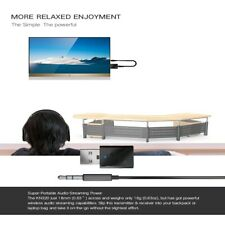 Bluetooth 5.0 Audio Receiver Transmitter TV Car Kit Wireless Adapter Chic