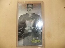 THE MUNSTERS DELUXE COLLECTOR DART PROMO TALL BOY CARD FRED GWYNNE LEWIS HERMAN