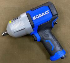 """Kobalt (SGY-AIR236) - 1/2"""" (1000 ft-lbs) Air Impact Wrench.....FREE S&H!!!"""