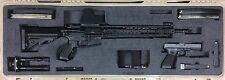 ETI Universal Foam Gun Case Insert for Pelican 1720 & AR15 Rifle V2 plus Pistol