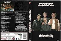 Stackridge The Forbidden City (OOP Ultra RARE 2007 DVD) Region Free