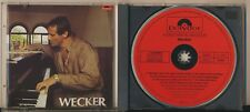 Kornstantin Wecker - Wecker, Red Face Polydor, West Germany, Non-Target, Rare CD