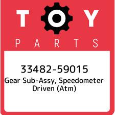 33482-59015 Toyota Gear sub-assy, speedometer driven (atm) 3348259015, New Genui