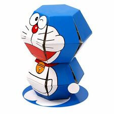 Toy Kids Doraemon Handmade Paper Crafts Origami Pop-up Cutout Figure Dolls Gift