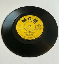 *LARRY WILLIAMS* *SHAKE YOUR BODY GIRL* *MGM* *NORTHERN SOUL* VINYL RECORD #352