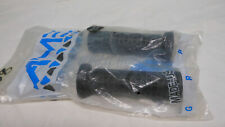 Nos Black A'Me / Ame Mountain Zone Mtb Grips. Old School Retro new in bag !