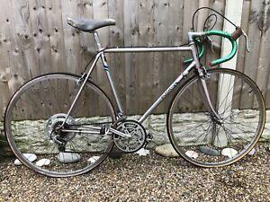 """Reynolds 531 Frame And Forks, Puch Vintage 22"""" Touring bike"""