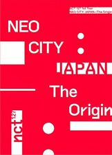 NCT 127 1st Tour NEO CITY JAPAN The Origin Limited Edition DVD Photobook Card
