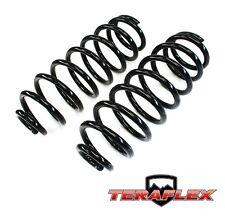 "TeraFlex 2.5"" Rear Coil Springs - Pair for 07-18 Jeep Wrangler JK 2 Door 1854052"