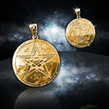 Talisman Personal power (1) silver and gold