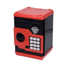 Code Electronic Piggy Banks Mini ATM Electronic Save Money Coin Bank Coin Box