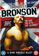Bronson DVD (2011) Tom Hardy - New & Sealed UK
