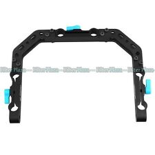 FOTGA DP3000 C-Shaped Cage Bracket Support Mount for DSLR 15mm Rail Rod Rig
