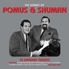 The Songs Of Pomus & Shuman - CD Digipak - NEU/OVP