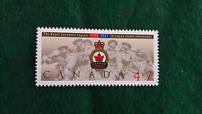CANADA- ROYAL CANADIAN LEGION STAMP