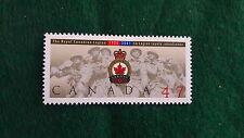 CANADA- ROYAL CANADIAN LEGION STAMP