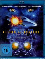 ALLIAN vs. AVATARS (Blu-Ray) (NEU & OVP)(N°0052)