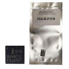 ISL 6259 Logic Pensione Carica IC Chip QFN 625 9AHRTZ F416PP Macbook Power