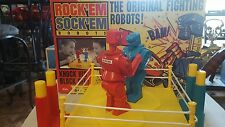Rock'em Sock'em Robots by Mattel 1966 Classic Game - 35th Anniversary
