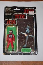 B-Wing Pilot-Star Wars-ROTJ Palitoy Tri Logo-MOC-Vintage 79 Back