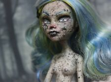 monster high repaint  OOAK   doll