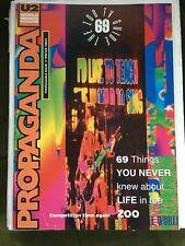 U2 World Service Propaganda Magazines 16 Issues (1992-2002)