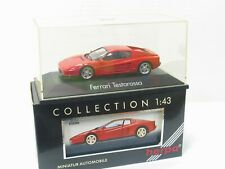 HERPA 010306 Collection Ferrari Testarossa 1/43 OVP (BD6641)